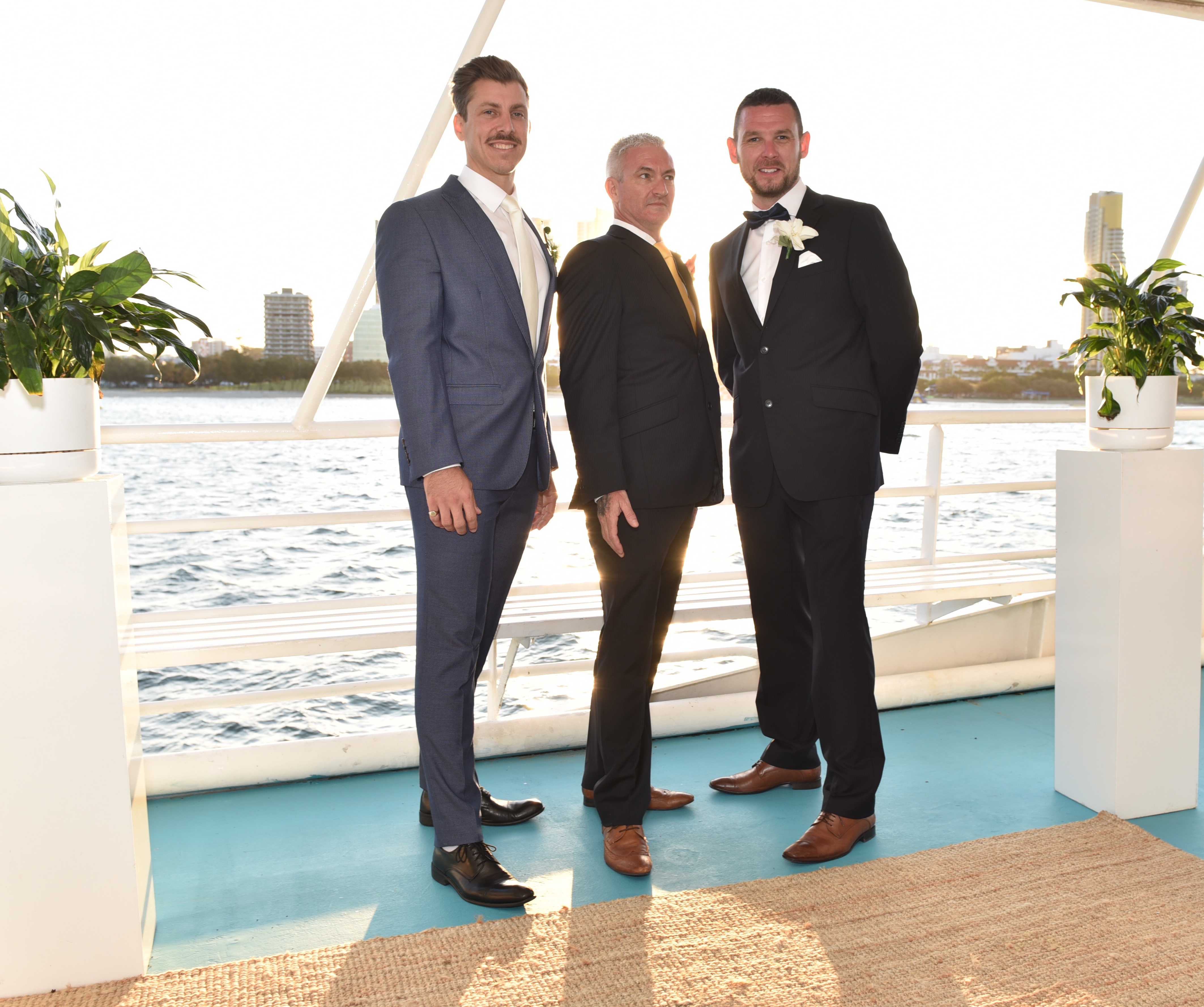 Deluxe Wedding Cruise Package