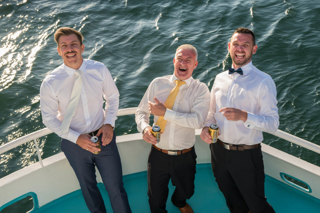 Gold Coast Cruises Deluxe wedding 4 hour beverage package