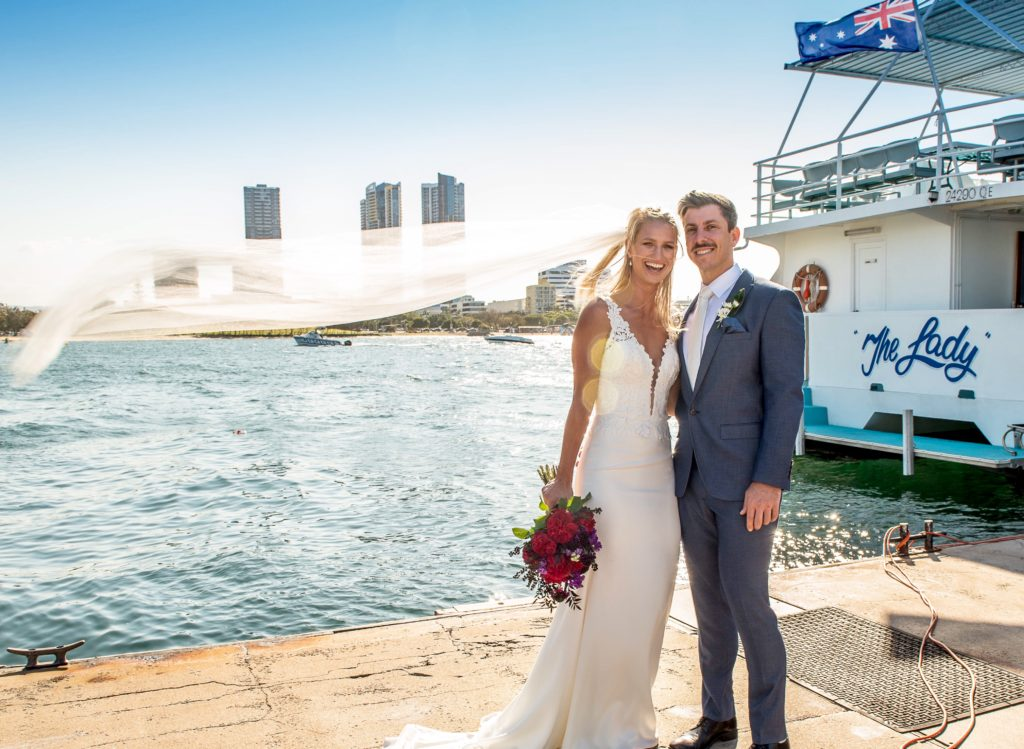 gold coast cruises pop-up wedding Optional Extras