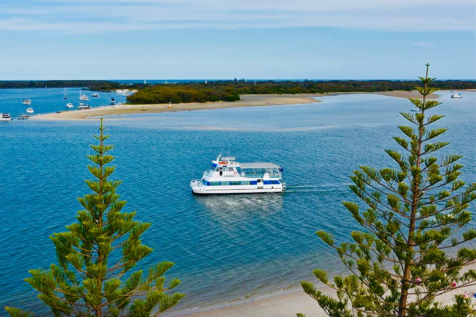 private function cruises gold coast